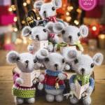 Carol Singer Mouse Crochet Pattern