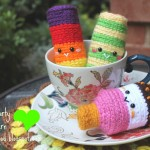 Party Popsicle Amigurumi Free Crochet Pattern