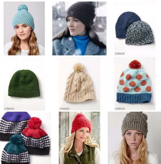 fe7317d9f 9 Quick and Free Crochet Hat Patterns ⋆ Crochet Kingdom