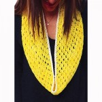 Be Sweet Sweet Summer Cowl Free Crochet Pattern