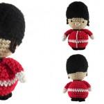 British Royal Guard Amigurumi - Free Crochet