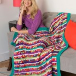 Butterfly Throw - Free Crochet Blanket Pattern