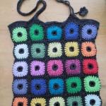 Chrysanthemum Shopper Free Crochet Pattern