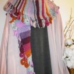 Circle of Life Wrap - Free Crochet Pattern