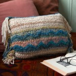 Southwest Pillow Free Crochet Pattern