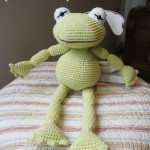 Frog Amigurumi Pattern