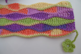 Unique Crochet Stitch Wave Pattern Free ⋆ Crochet Kingdom