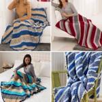4 Corner-to-Corner Crochet Blanket Patterns