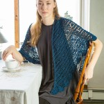 Antigone Crochet Shawl Free Pattern