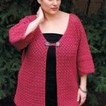 Bam Boo Kimono Free Crochet Pattern