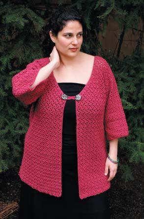 Bam Boo Kimono Free Crochet Pattern Crochet Kingdom