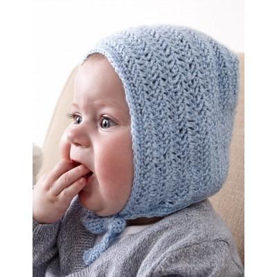 Bernat Herringbone Bonnet Free Crochet Pattern Crochet Kingdom