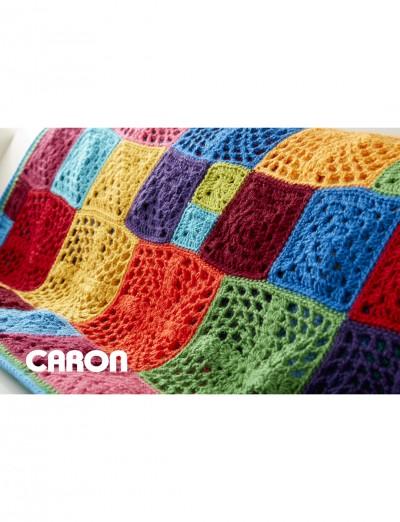 Caron 100 Motif Afghan 1
