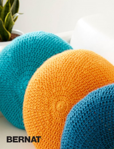 Free Round Pillow Crochet Pattern Archives Crochet Kingdom 9