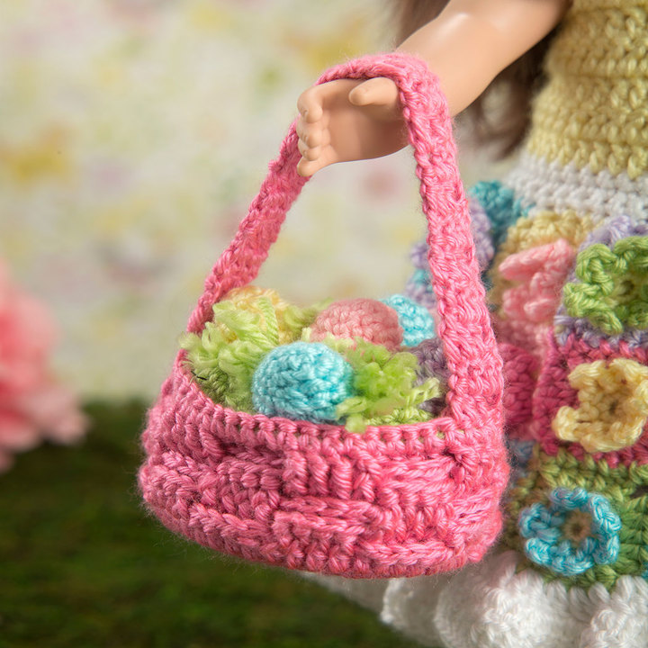 My Doll's Easter Frock 4