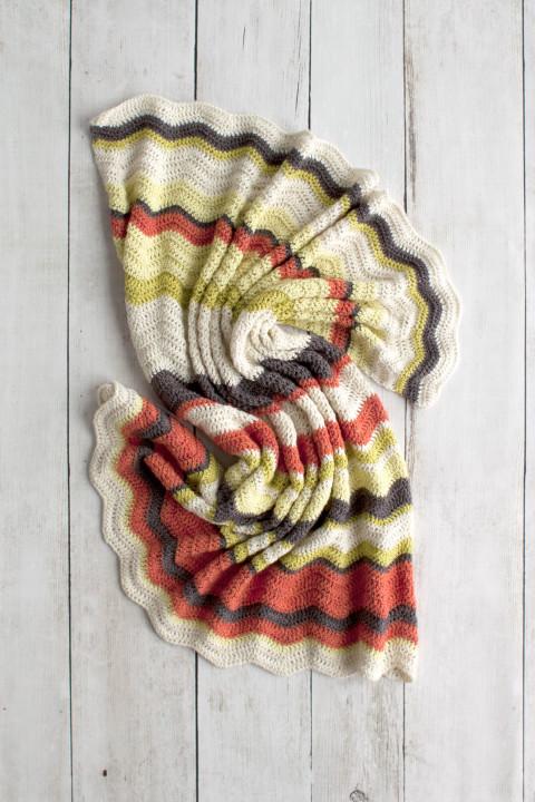 Rizo Crochet Baby Blanket