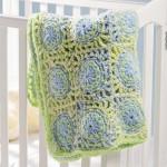 Spring Has Sprung Free crochet pattern blanket