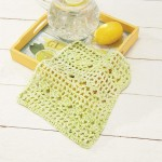 Wasabi Dishcloth Free crochet pattern