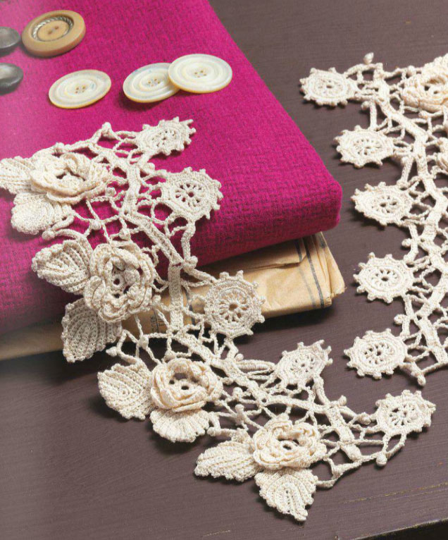 Irish Lace Archives Crochet Kingdom 2 Free Crochet Patterns