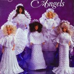 Angel Outfits for Barbie Free Crochet Pattern