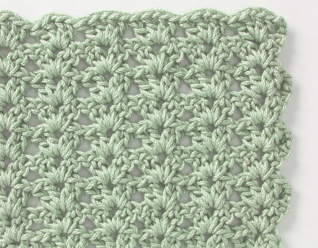 Free Crochet Stitch Shell Pattern ? Crochet Kingdom