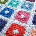 Adding a Chain Round to Granny squares Tutorial