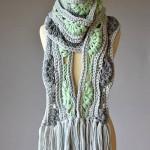 Ambrosia Scarf Free Knitting Pattern