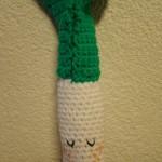 Amigurumi Leek Free Crochet Pattern