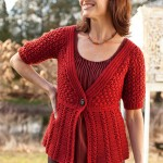 Azilal Cardigan Free Crochet Pattern