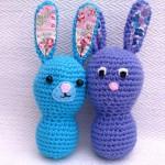 Baby Bunny Tutorial Free Crochet