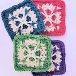 Bailey Afghan Square 6 Inch Square