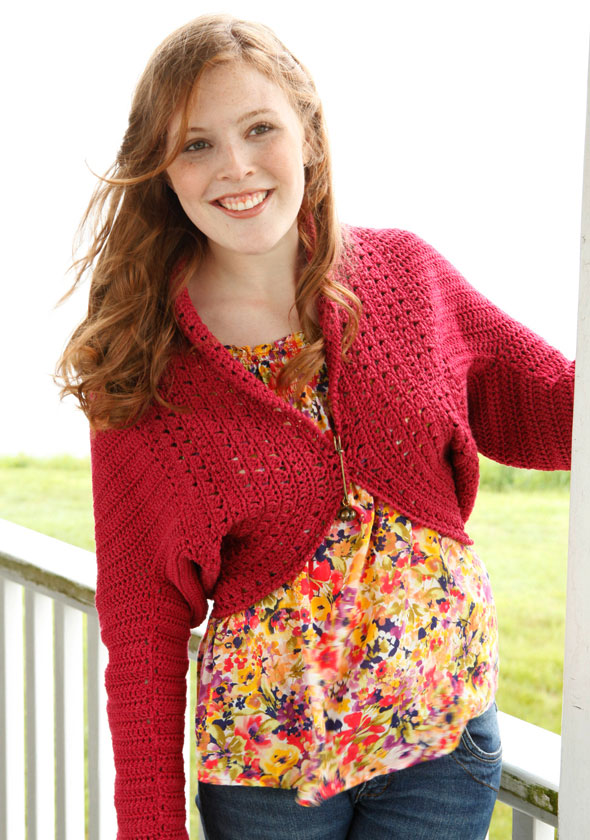 Crochet Boleros Crochet Kingdom 21 Free Crochet Patterns
