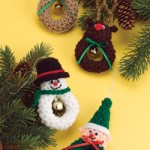 Christmas Characters Free Crochet Patterns