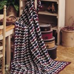Country Blend Afghan Free Crochet Pattern