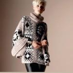 Crochet Poncho Free Crochet Pattern