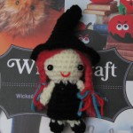 Cute Little Witch Free Amigurumi Pattern