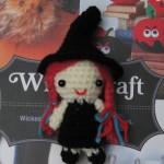 Cute Little Witch Free Amigurumi Pattern