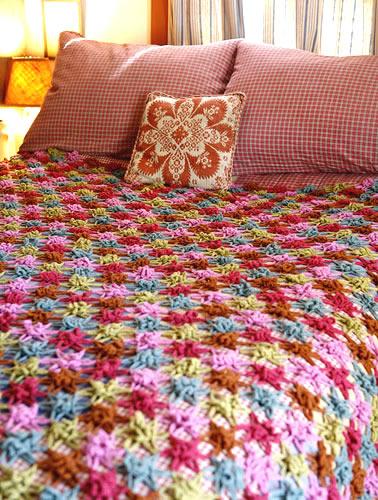Cyanne Free Crochet Blanket Pattern