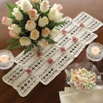 Delicate Lace Table Runner