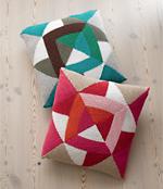 Double Crochet Cushion