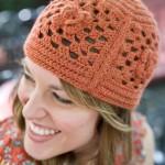 Echelon Hat Free Crochet Pattern