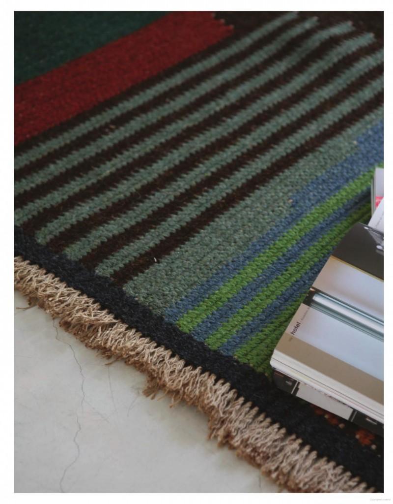 Farm Rug Crochet Pattern 6