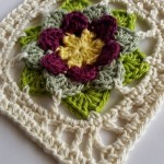 Fhool Crochet Square