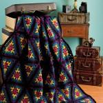 Free Kaleidoscope Afghan Crochet Pattern
