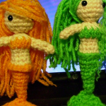 Kit's Mermaid amigurumi pattern
