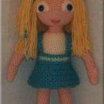 Little 'Uns Sweetie Free Crochet Doll Pattern