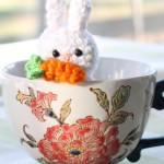 Little Easter Bunny Amigurumi Pattern