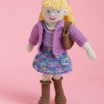 Lovely Lucy Doll free crochet