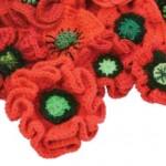 Many Easy Crochet Poppy Free Patterns