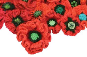 Many Easy Crochet Poppy Free Patterns ⋆ Crochet Kingdom